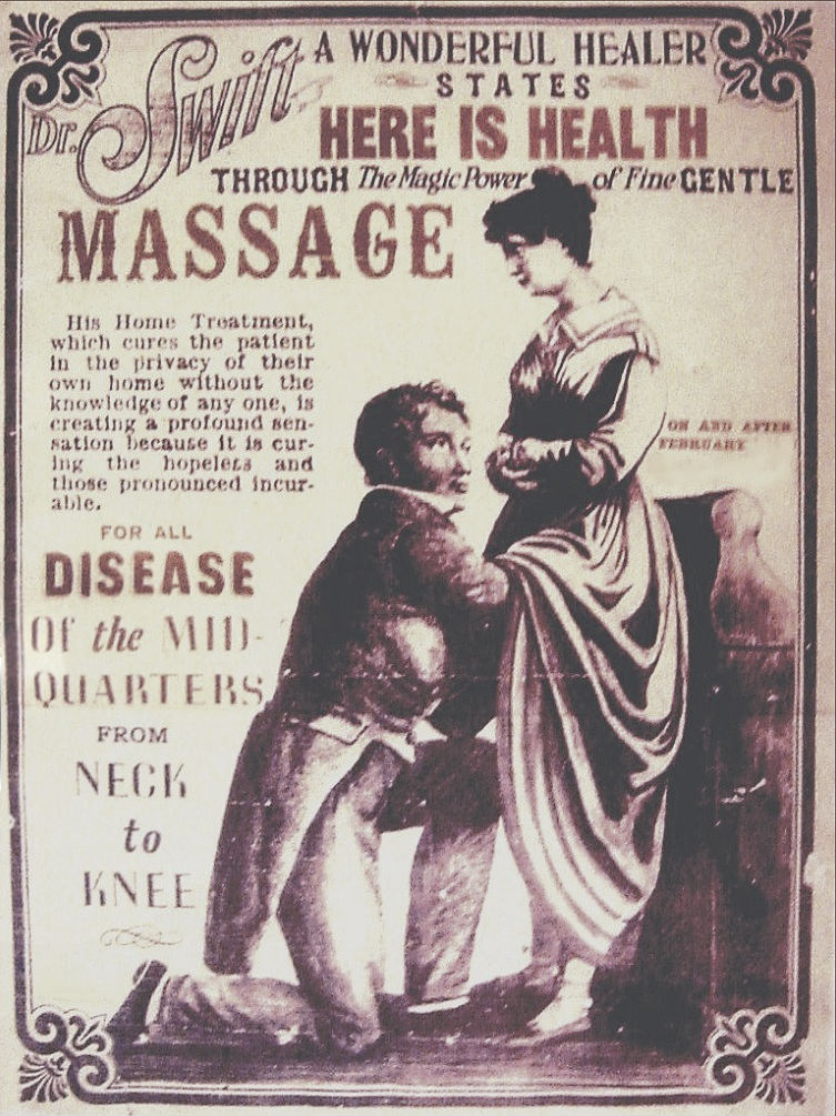 Livmodermassage